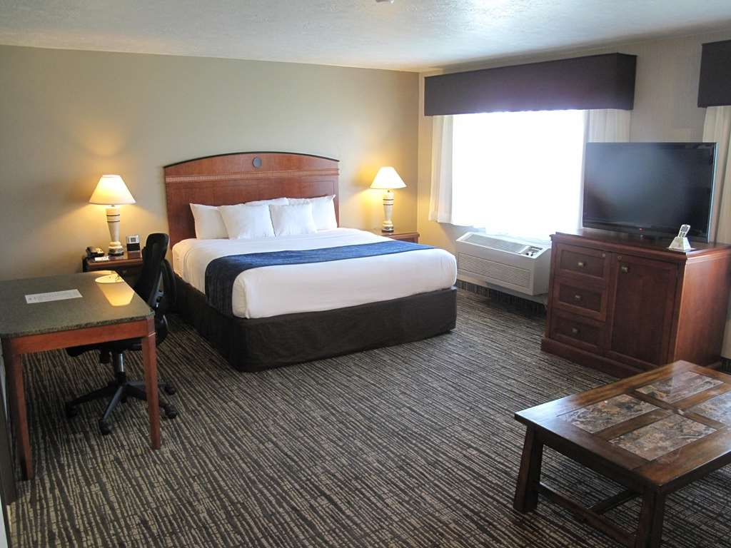 Best Western Timpanogos Inn - Executive King Bed Guest Room