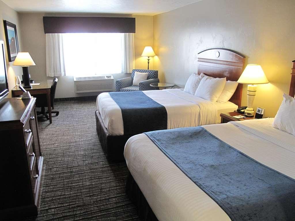 Best Western Timpanogos Inn - Deluxe Double Queen Bed Guest Room
