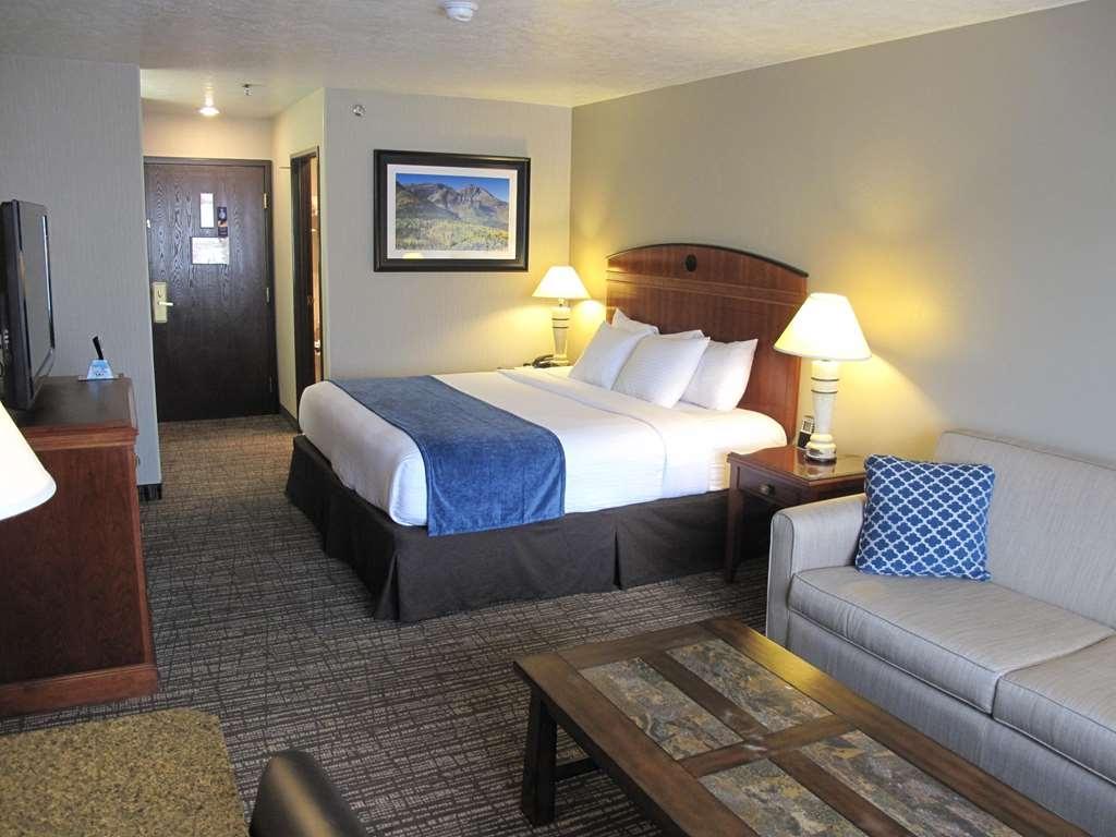 Best Western Timpanogos Inn - Standard King Bed Guest Room