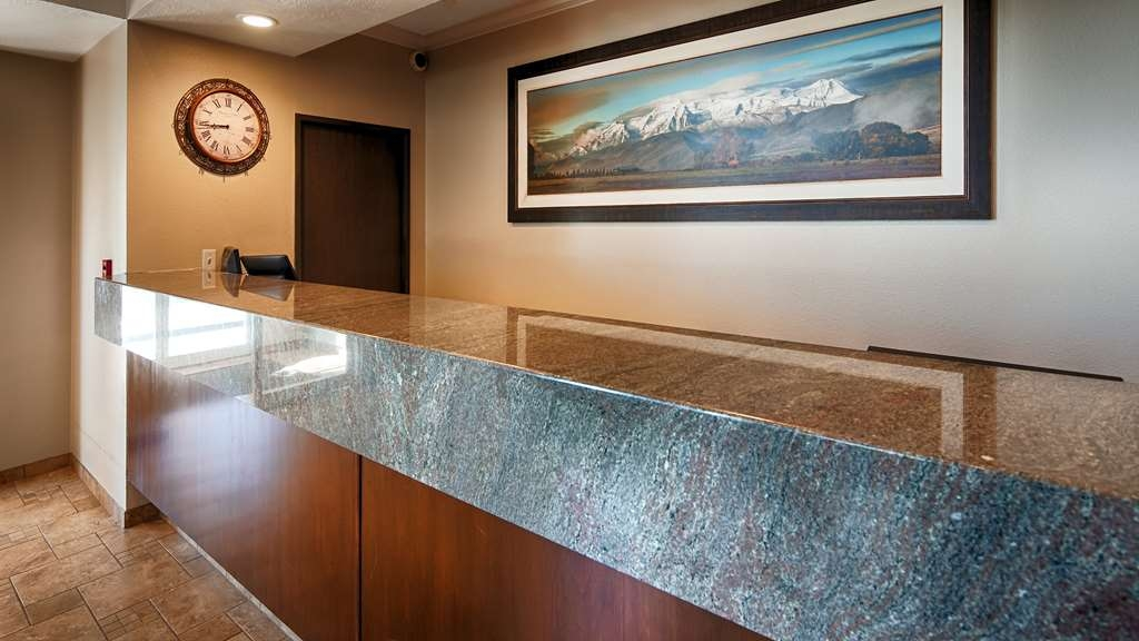Best Western Timpanogos Inn - Let our friendly staff attend to all of your needs.