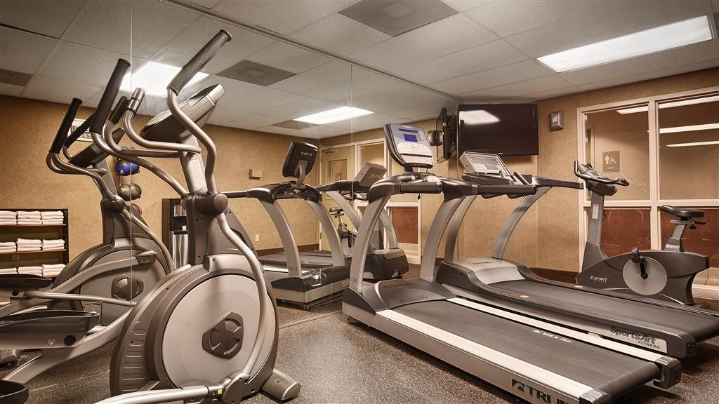 Best Western Plus Abbey Inn - Centro fitness
