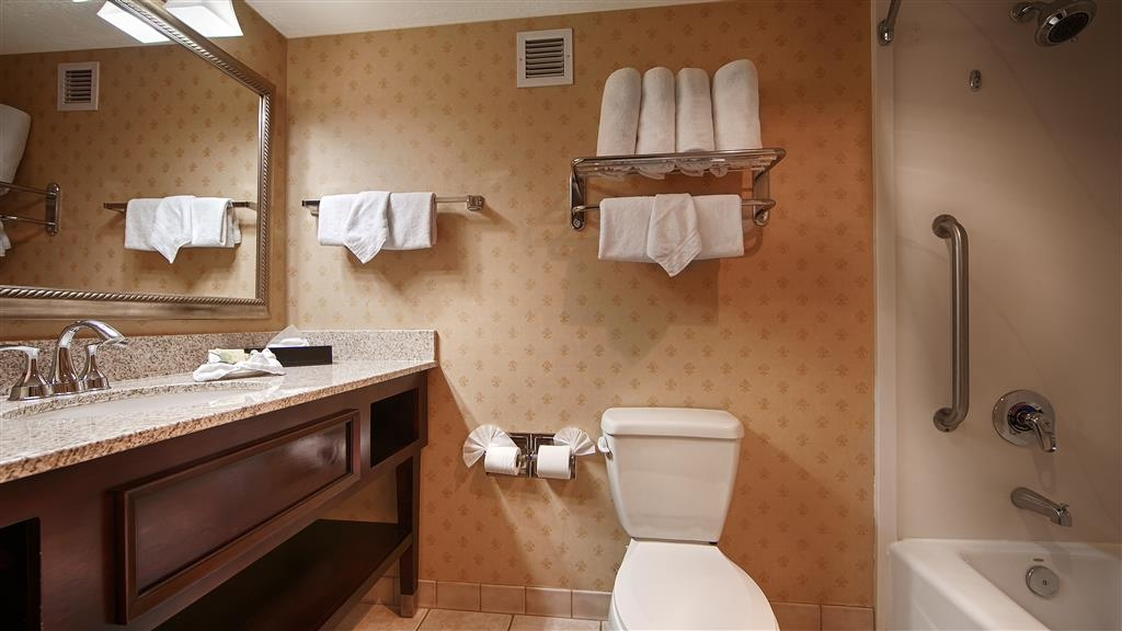Best Western Plus Abbey Inn - Bagno