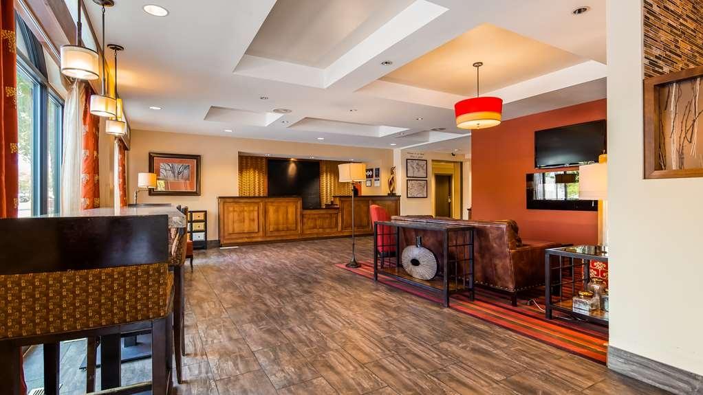 Best Western Plus CottonTree Inn - Vue du lobby