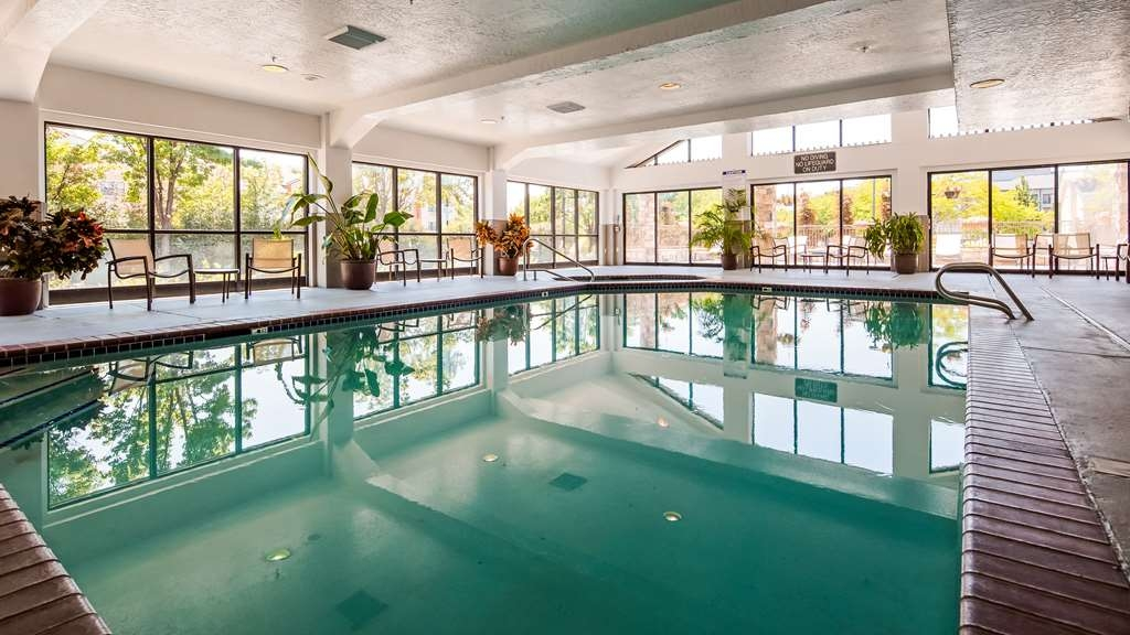 Best Western Plus CottonTree Inn - Vue de la piscine