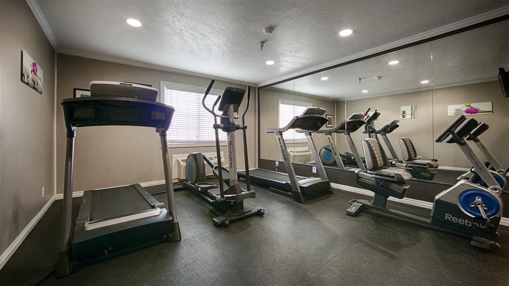 Best Western Mountain View Inn - fitnessraum