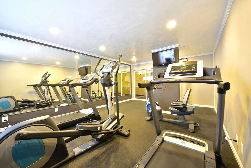 Best Western Mountain View Inn - Fitnessstudio