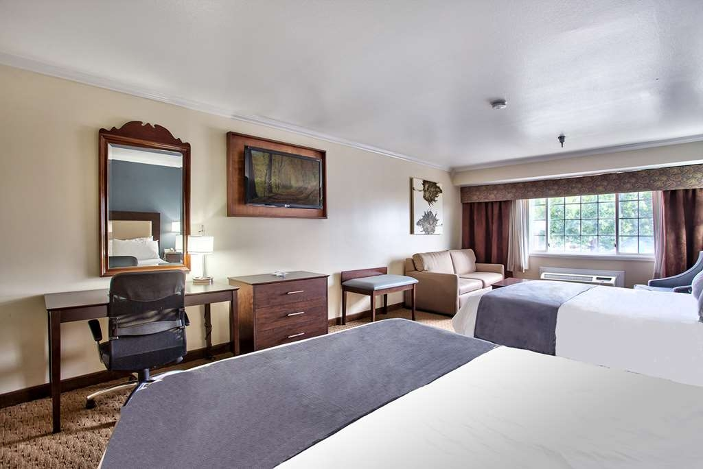 Best Western Mountain View Inn - Double Queen Guest Room