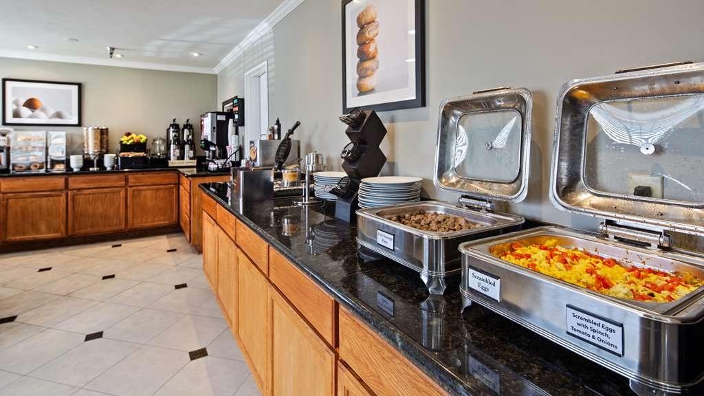 Best Western Mountain View Inn - Prima colazione a buffet