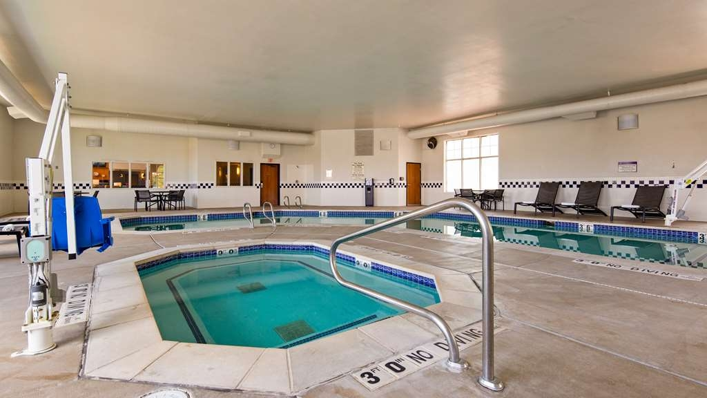 Best Western Holiday Hills - chaud baignoire