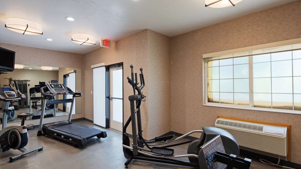 Best Western Holiday Hills - exercise chambre
