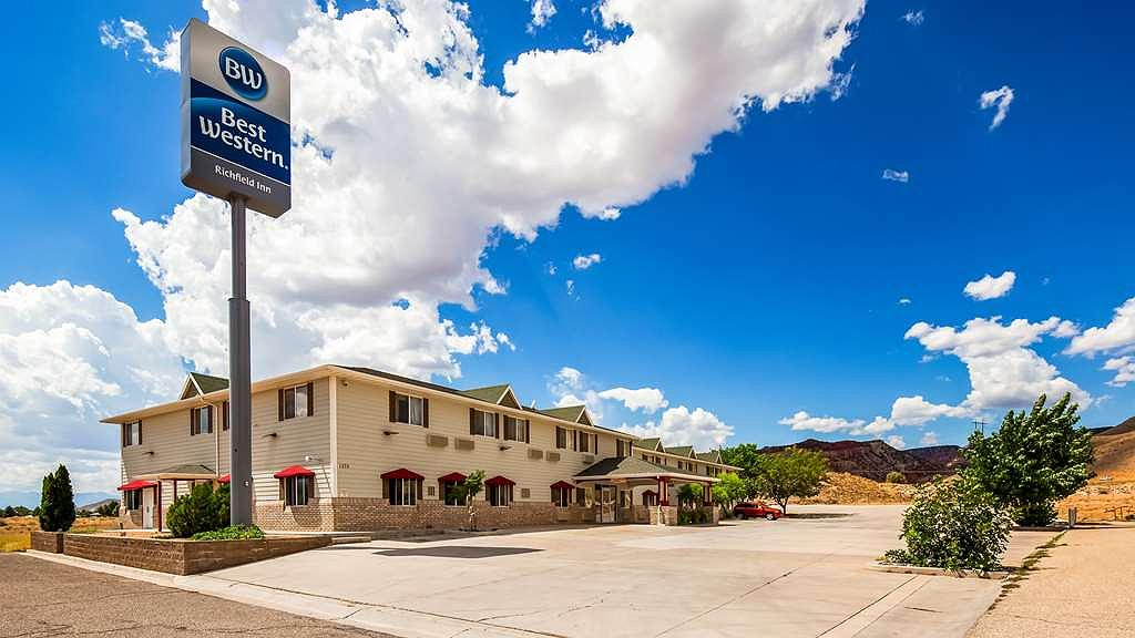 Best Western Richfield Inn - Vista exterior