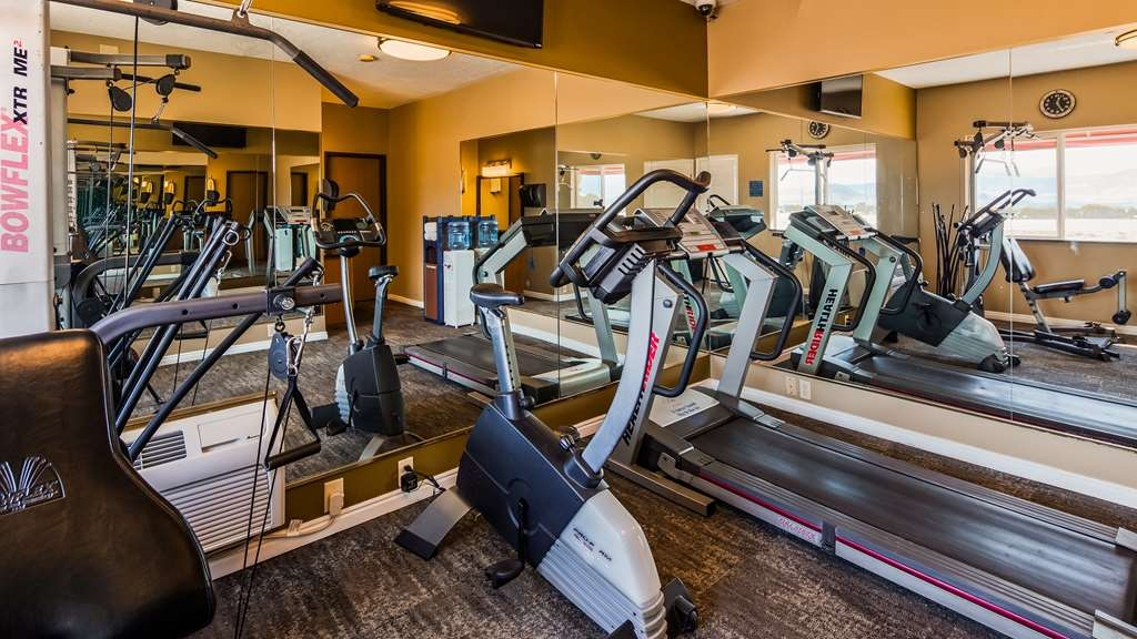 Best Western Richfield Inn - Sala fitness