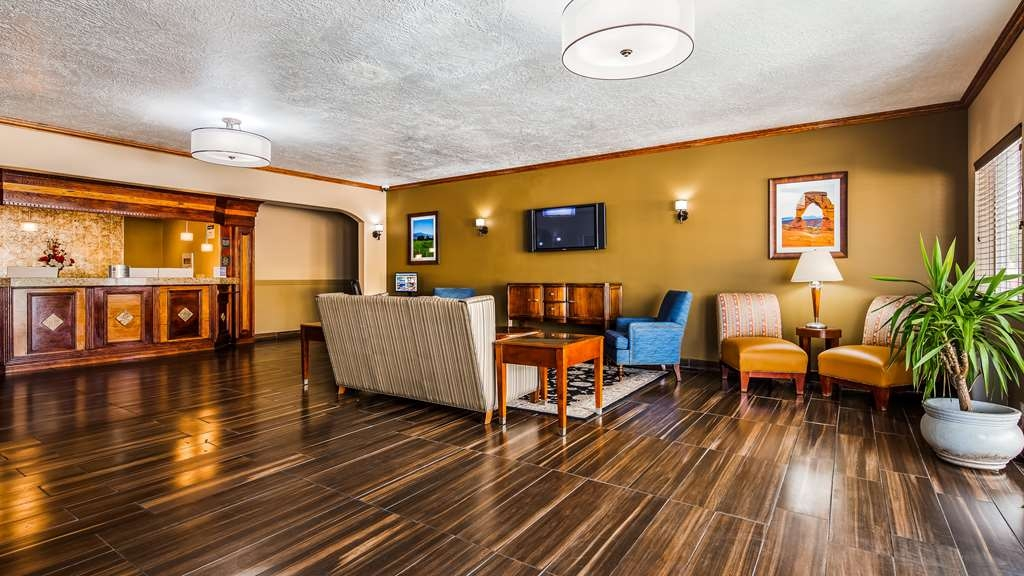 Best Western Richfield Inn - Hall