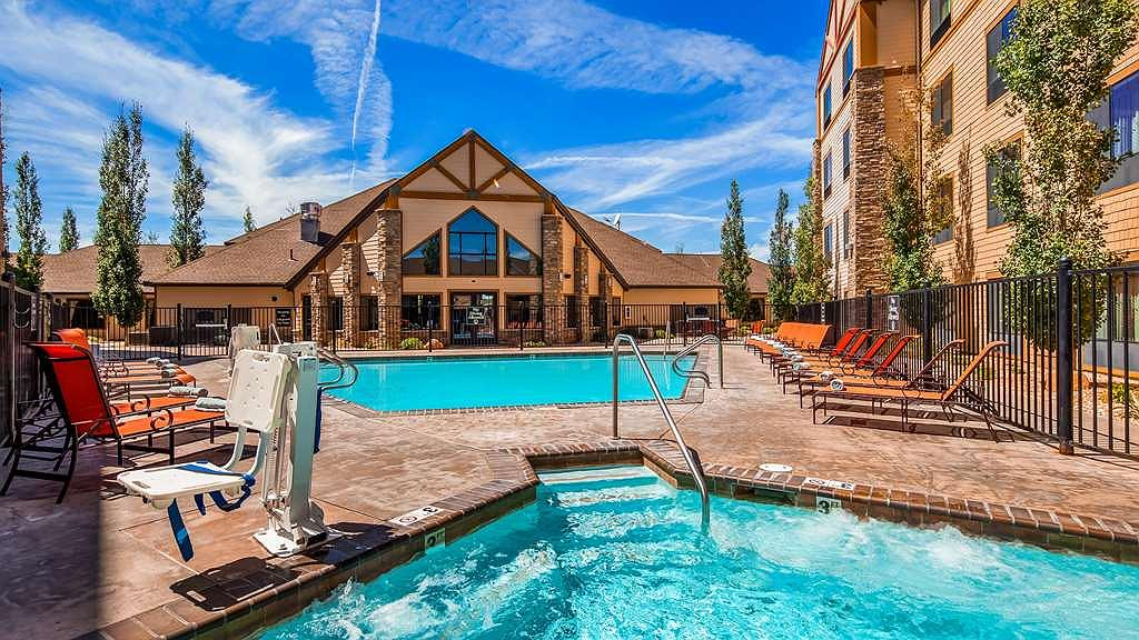 Hotel Bryce Canyon City Buchen Best Western Plus Bryce Canyon Grand Hotel