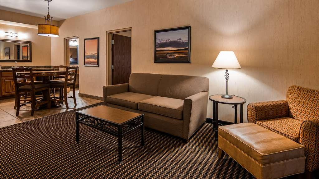 Best Western Plus Bryce Canyon Grand Hotel - Chambres / Logements