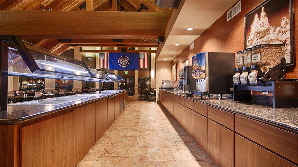 Best Western Plus Bryce Canyon Grand Hotel - Restaurants