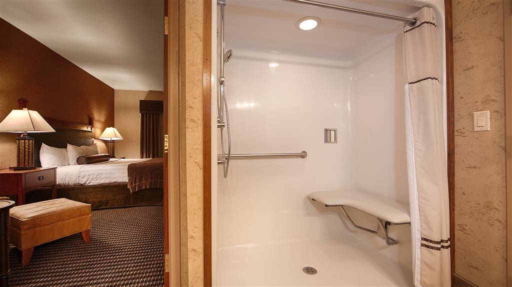 Best Western Plus Bryce Canyon Grand Hotel - Bagno