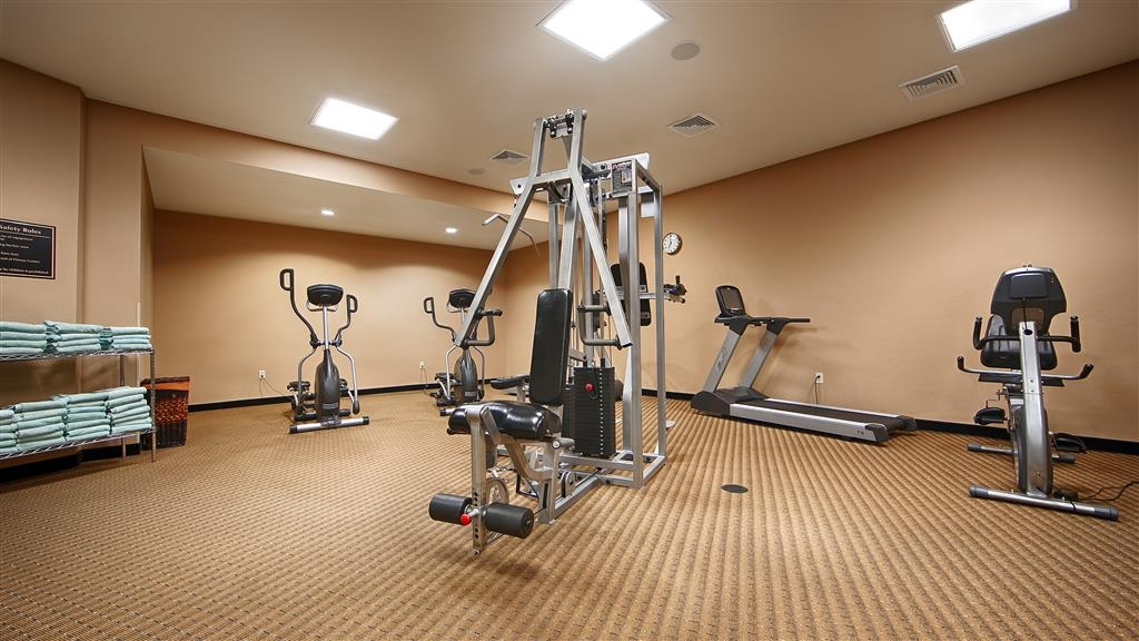 Best Western Plus Bryce Canyon Grand Hotel - Centre de fitness