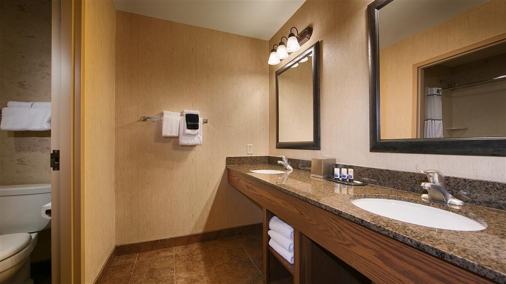 Best Western Plus Bryce Canyon Grand Hotel - Salle de bains