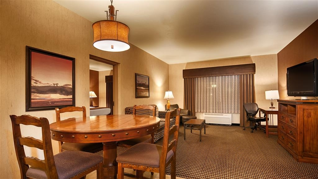 Best Western Plus Bryce Canyon Grand Hotel - Chambre
