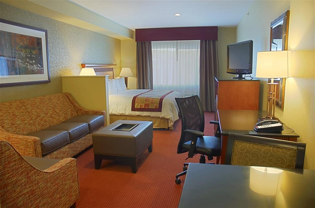 Best Western Plus Canyon Pines - Suite con letto king size