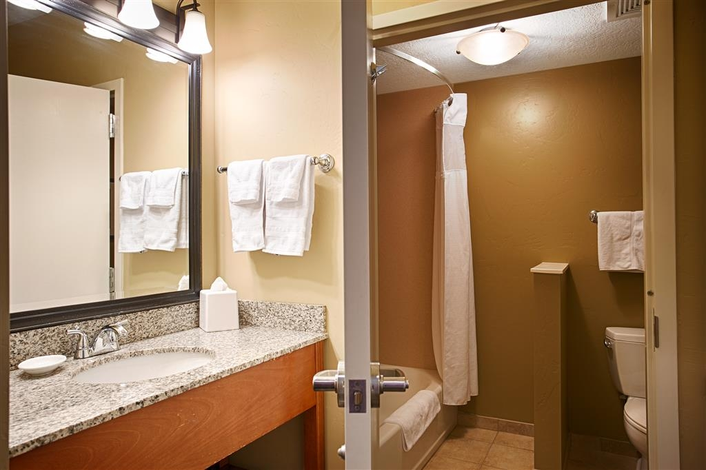 Best Western Plus Canyon Pines - Bagno