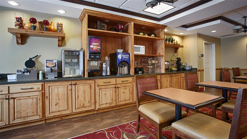 Best Western Plus Canyon Pines - Restaurante/Comedor