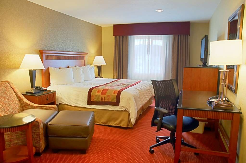 Best Western Plus Canyon Pines - Camera con letto king size