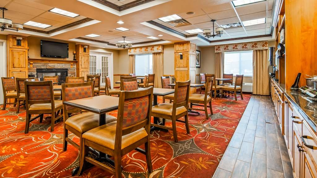 Best Western Plus Canyon Pines - Area colazione