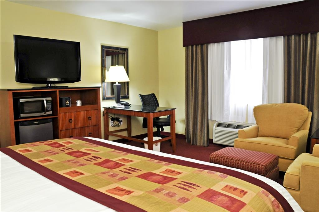 Best Western Plus Layton Park Hotel - Our rooms come with everything you need to have a hassle-free stay.