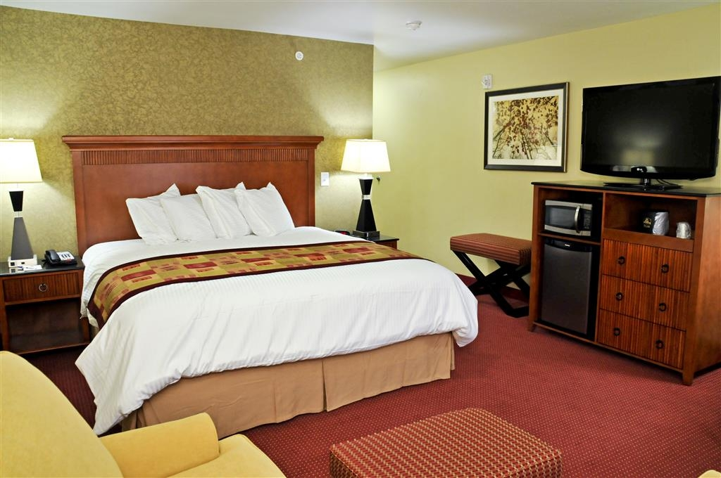 Best Western Plus Layton Park Hotel - Book a room with us today!