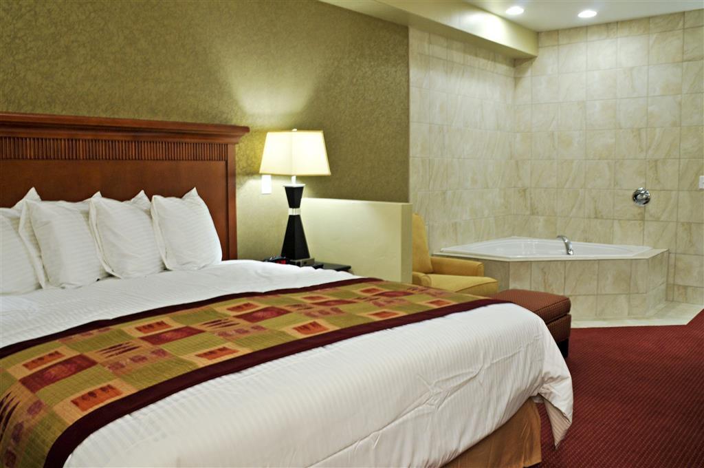 Best Western Plus Layton Park Hotel - Suite King Whirlpool
