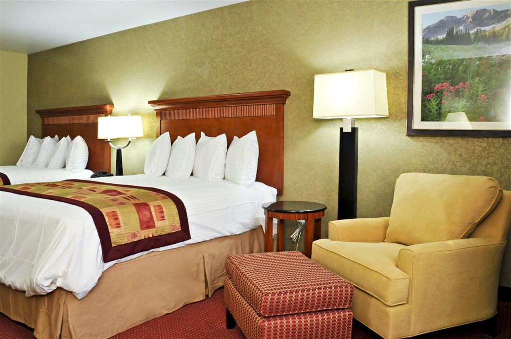 Best Western Plus Layton Park Hotel - cocina