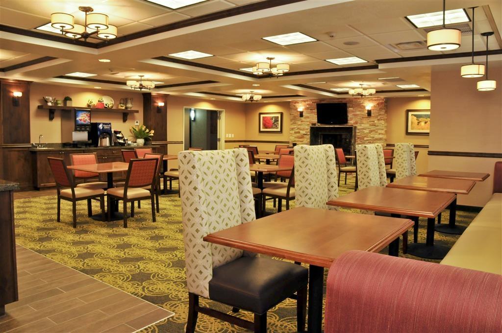 Best Western Plus Layton Park Hotel - Le petit déjeuner buffet