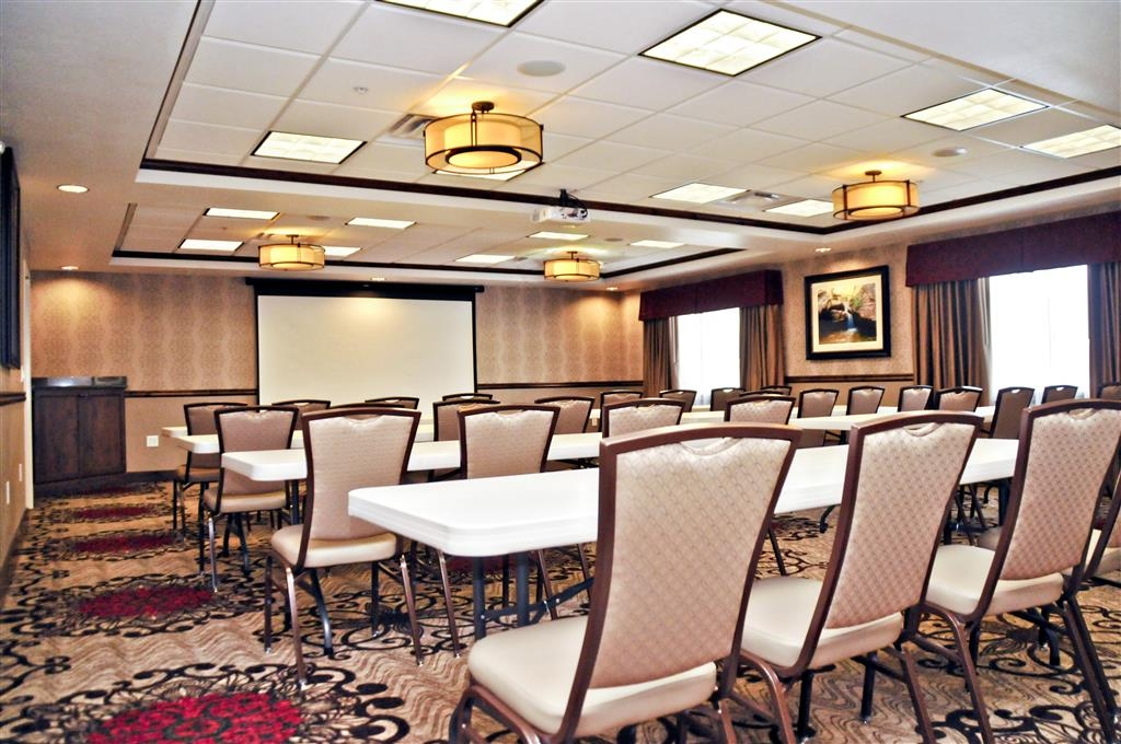 Best Western Plus Layton Park Hotel - Planning a meeting? Call us to reserve one of our meeting rooms today!