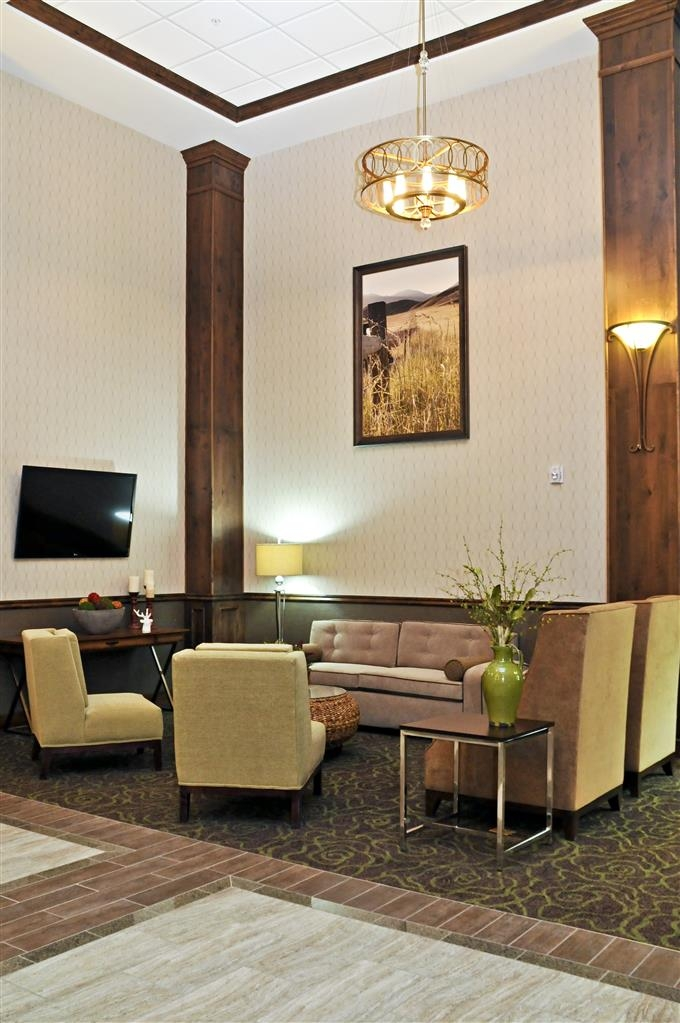 Best Western Plus Layton Park Hotel - A view of our inviting lobby.