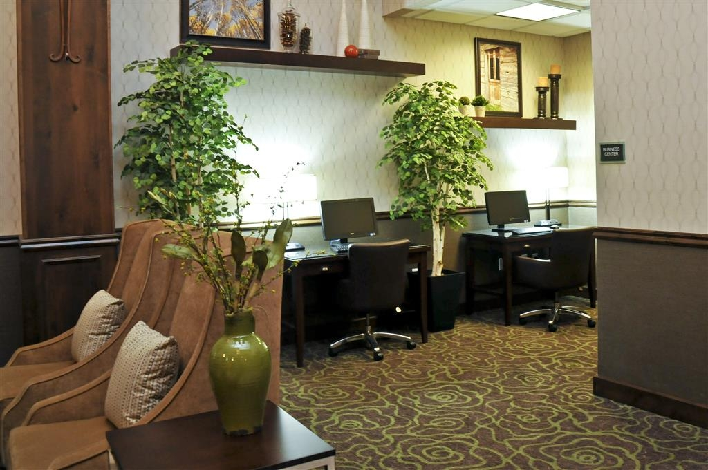 Best Western Plus Layton Park Hotel - Guests will enjoy the use of our convenient business center.