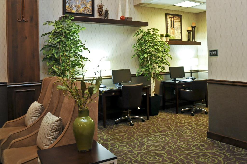 Best Western Plus Layton Park Hotel - centro de negocios-característica