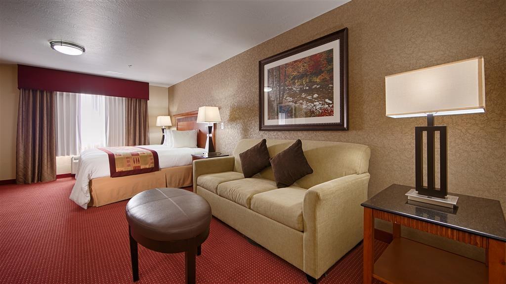 Best Western Plus Layton Park Hotel - Habitaciones/Alojamientos