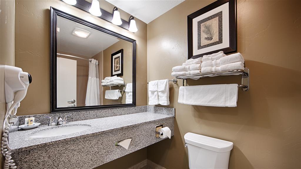 Best Western Plus Layton Park Hotel - Guest Room Bathroom