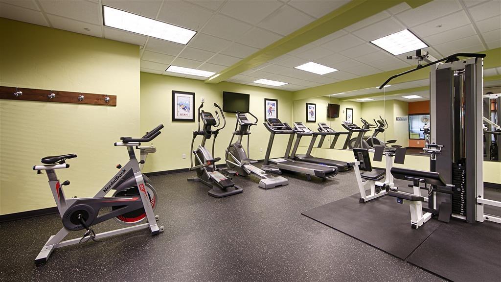 Best Western Plus Layton Park Hotel - sala de ejercicios
