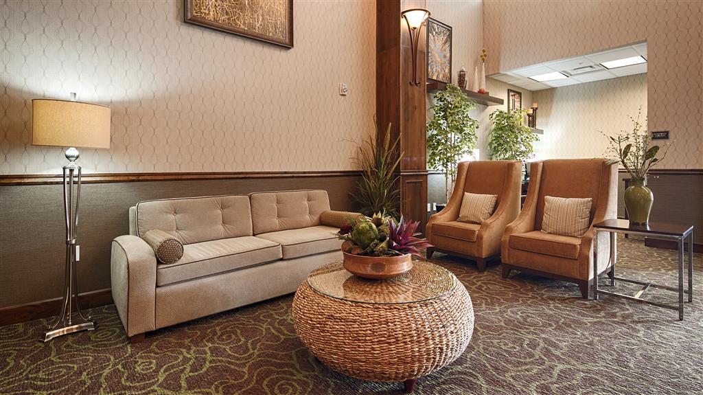 Best Western Plus Layton Park Hotel - Vista del vestíbulo