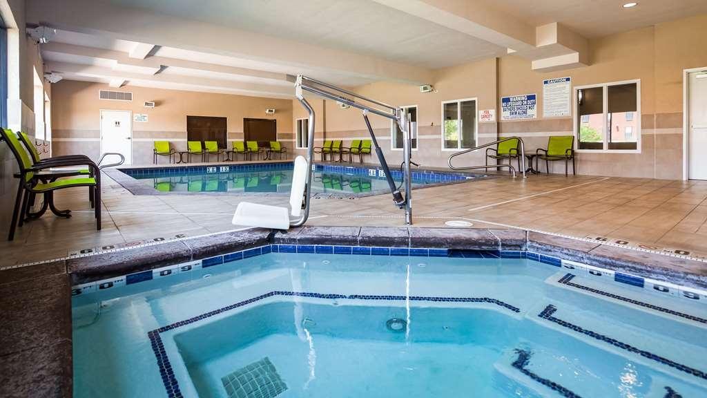 Best Western Plus Layton Park Hotel - Take a dip in our indoor pool!