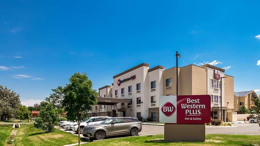 Best Western Plus Airport Inn & Suites - Aussenansicht