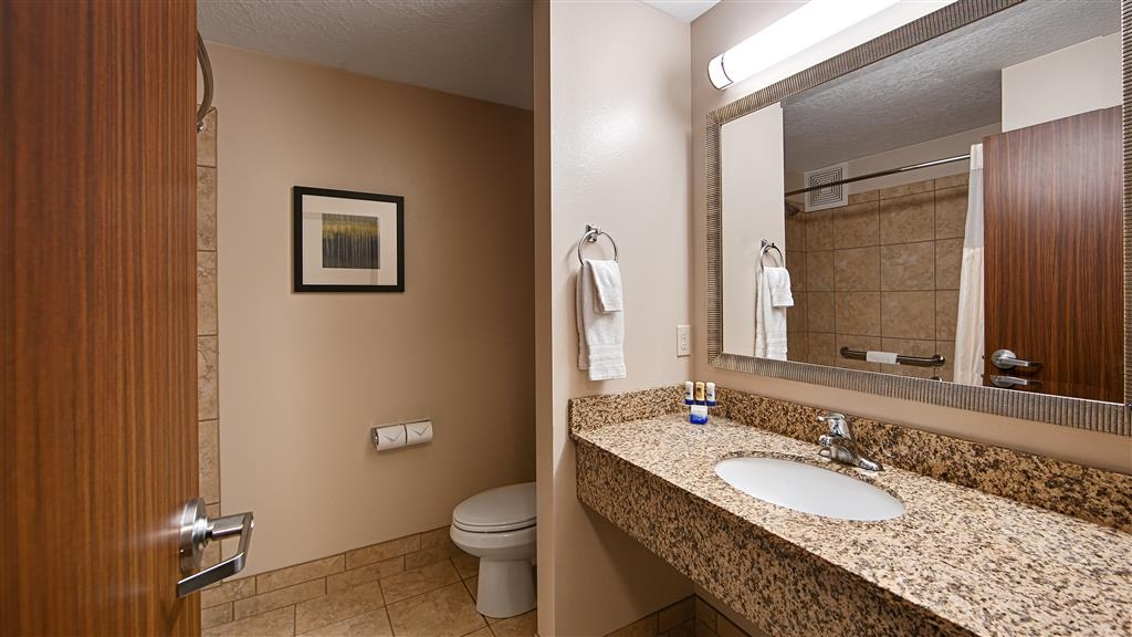 Best Western Plus Landmark Hotel - Bagno