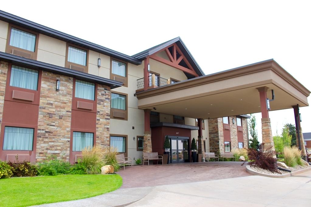 Best Western Plus Landmark Hotel - Außenansicht