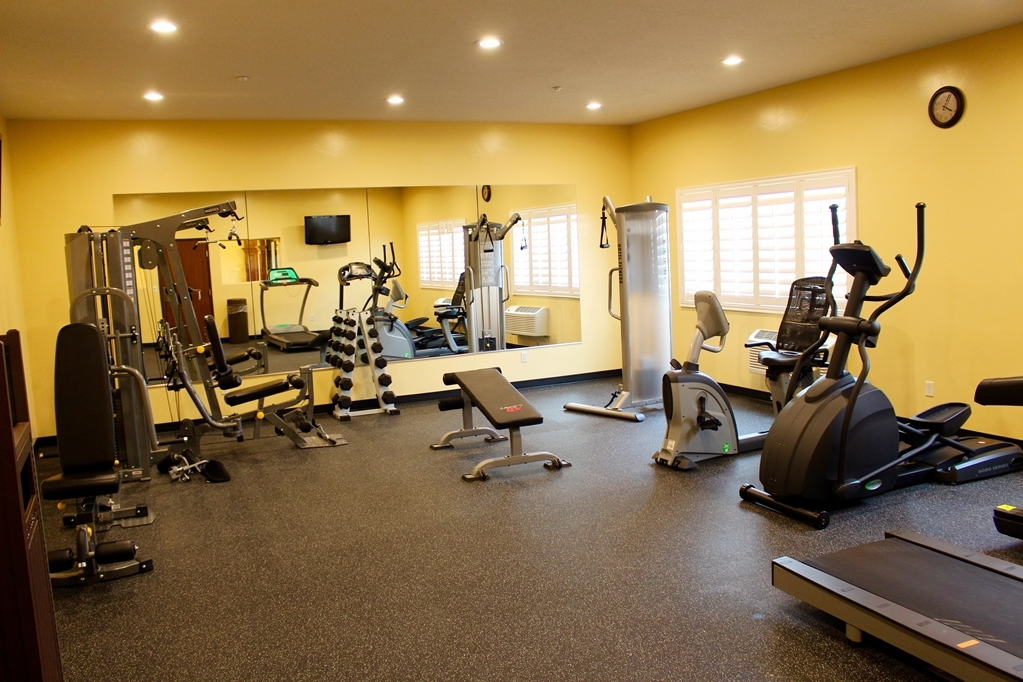 Best Western Plus Landmark Hotel - Sala fitness