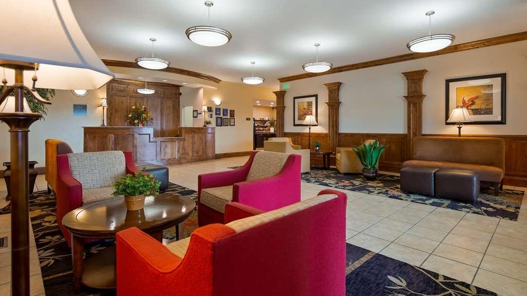 Best Western Plus Landmark Hotel - Lobbyansicht