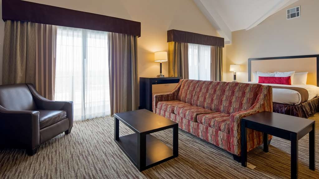 Best Western Plus Landmark Hotel - Suite