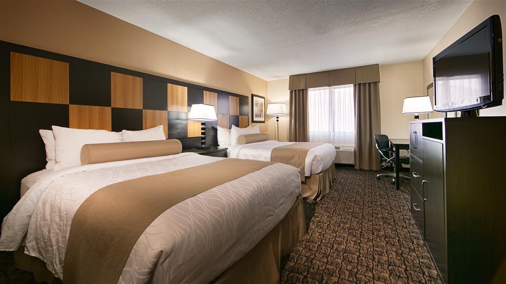 Best Western Plus Wendover Inn - Guest room